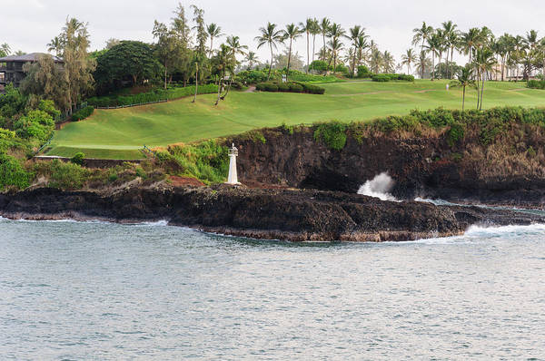 Photograph - Mauai Golf by John Johnson