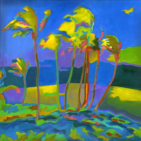 Painting - Maui Breeze by Tanya Filichkin