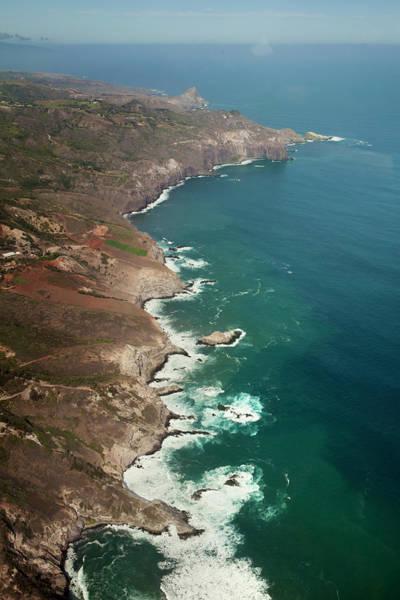 Maui Photograph - Maui Coastline by Just One Film