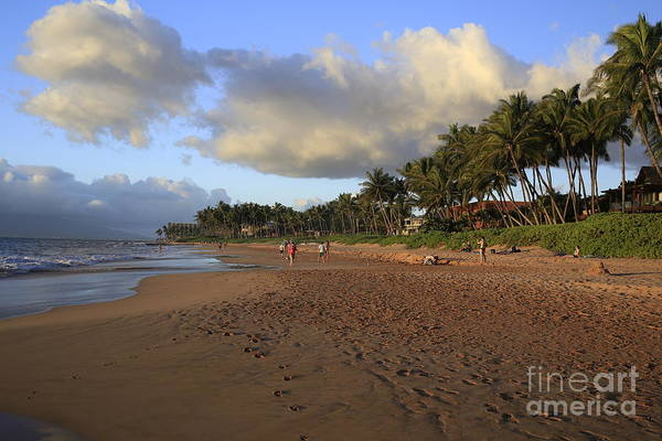 Photograph - Maui Hawaii by Edward Fielding
