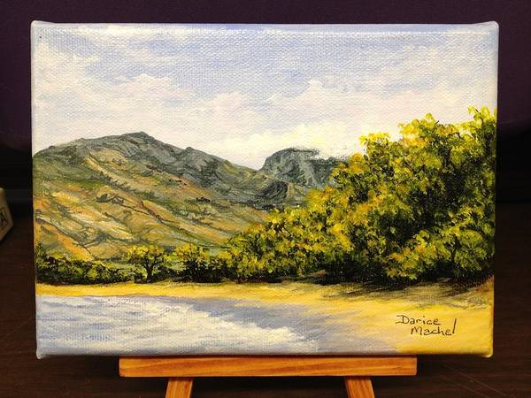 Painting - Maui Memories by Darice Machel McGuire