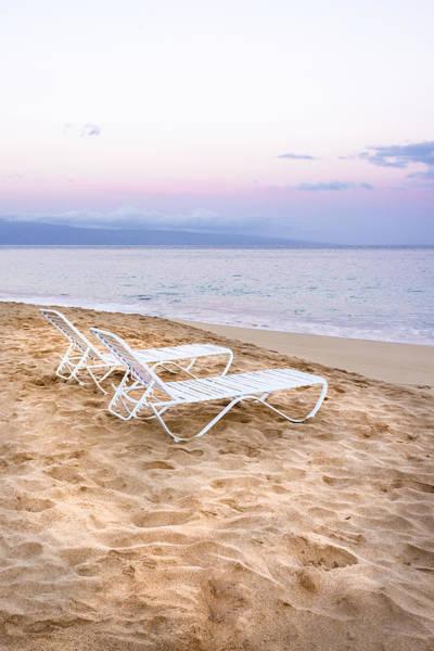 Wall Art - Photograph - Maui Morning - Kihei Beach Sunrise - Hawaii by Brian Harig