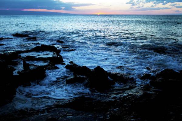 Maui Photograph - Maui Sunset by Pickstock