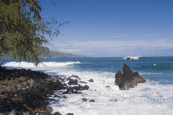 Photograph - Maui Surf by Ronald Lutz