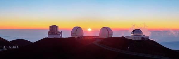 Wall Art - Photograph - Mauna Kea Observatory by Babak Tafreshi/science Photo Library