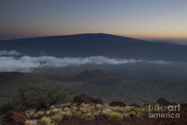 Photograph - Mauna Loa Landscape by Charmian Vistaunet