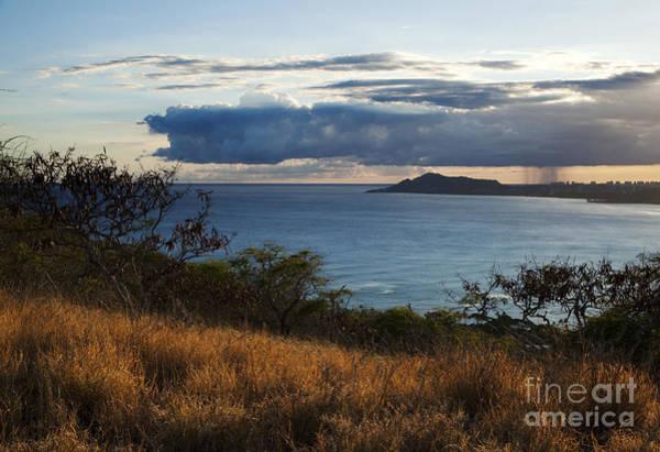 Photograph - Maunalua Bay And Diamond Head by Charmian Vistaunet
