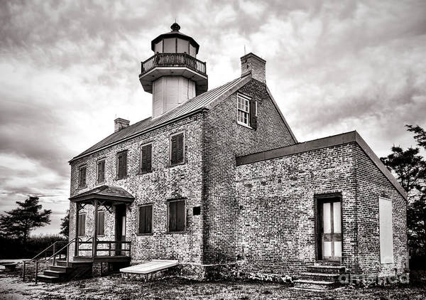 East County Photograph - Maurice River Light by Olivier Le Queinec