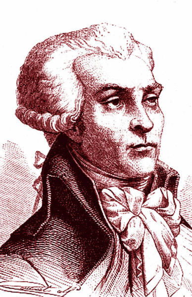 Wall Art - Photograph - Maximilien Robespierre by Collection Abecasis