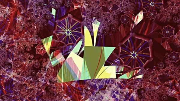 Elation Digital Art - May Flowers by Kenneth Keller