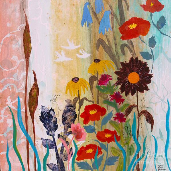 Painting - May Melody by Robin Maria Pedrero