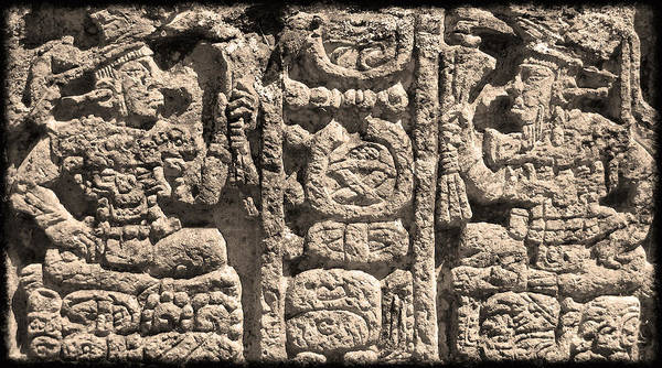 Photograph - Maya Tikal by Kurt Van Wagner