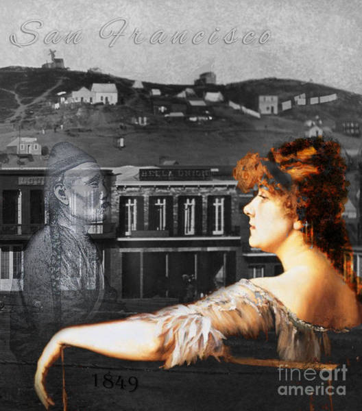 Digital Art - Maybel And Song by Lisa Redfern