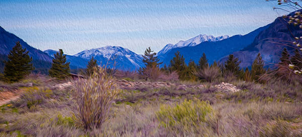 Photograph - Mazama From Wolf Creek by Omaste Witkowski