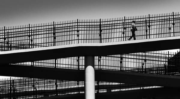 Photograph - Maze by Steven Milner
