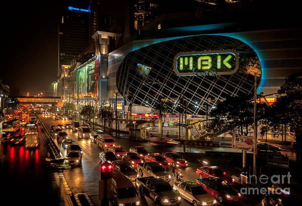 Photograph - Mbk Bangkok  by Adrian Evans