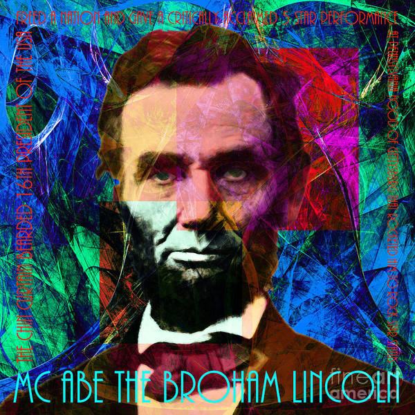 Photograph - Mc Abe The Broham Lincoln 20140217p180 by Wingsdomain Art and Photography