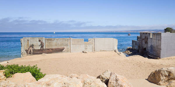 Photograph - Mcabee Beach In Monterey by Priya Ghose
