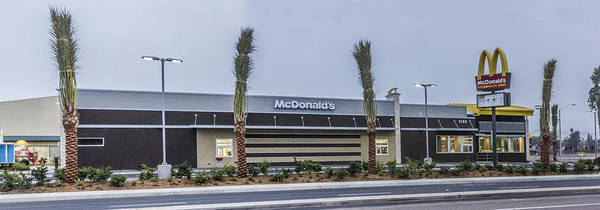 Digital Art - Mcdonalds by Photographic Art by Russel Ray Photos