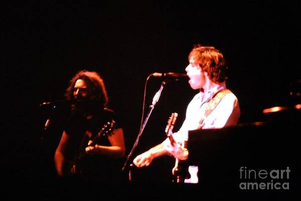 Photograph - Celebrities - Me And My Uncle - Grateful Dead by Susan Carella