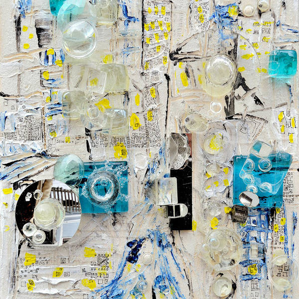 Painting - Me And You Us And Them by Regina Valluzzi