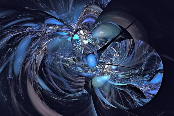 Digital Art - Mechanics Of Water by Doug Morgan