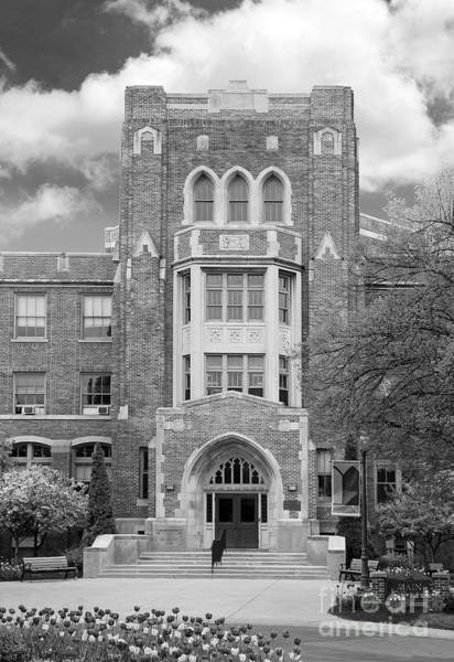 Photograph - Medaille College Main Building by University Icons
