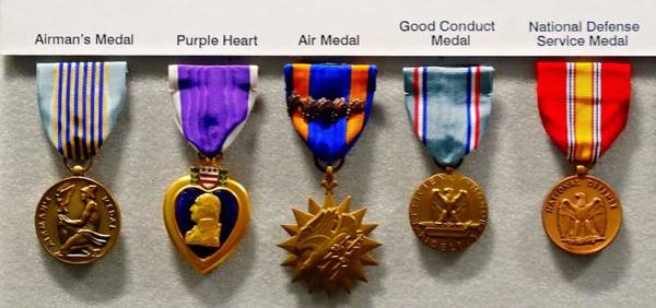 Photograph - Medals Of Valor by Dan Sproul