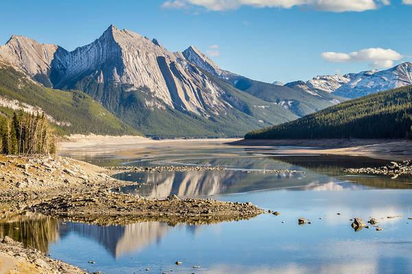 Photograph - Medecine Lake by Pierre Leclerc Photography