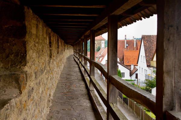 Photograph - Mediaeval Walls by Jenny Setchell