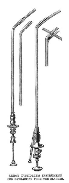 Painting - Medical Instruments, 1867 by Granger