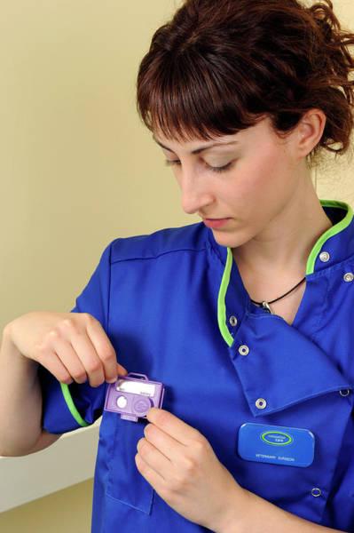 Public Health Photograph - Medical Radiation Dosimetry by Public Health England