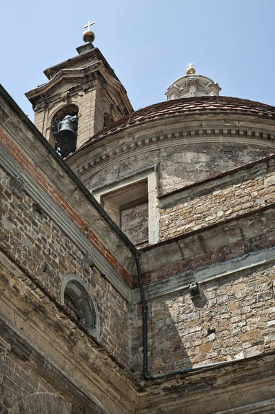 Photograph - Medici Chapel And Basicilica Of San Lorenzo by Melany Sarafis