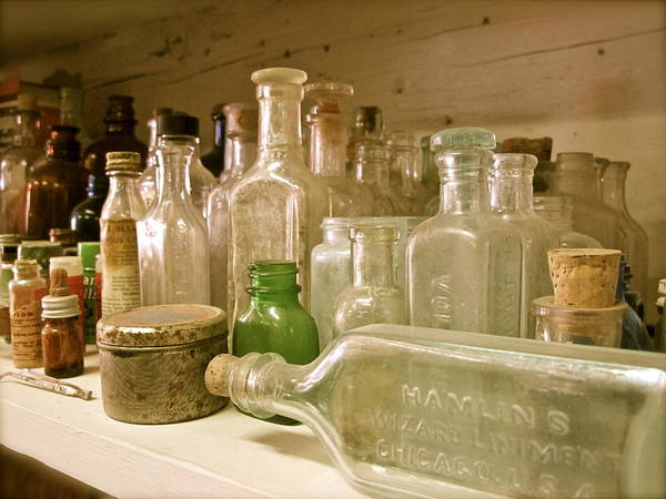 Photograph - Medicine Chest by Kim Pippinger