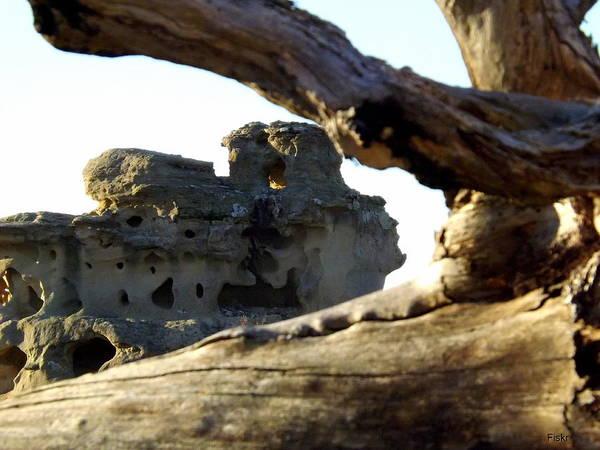 Photograph - Medicine Rocks by Fiskr Larsen