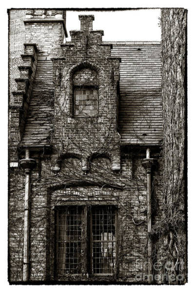 Wall Art - Photograph - Medieval Architecture  by John Rizzuto