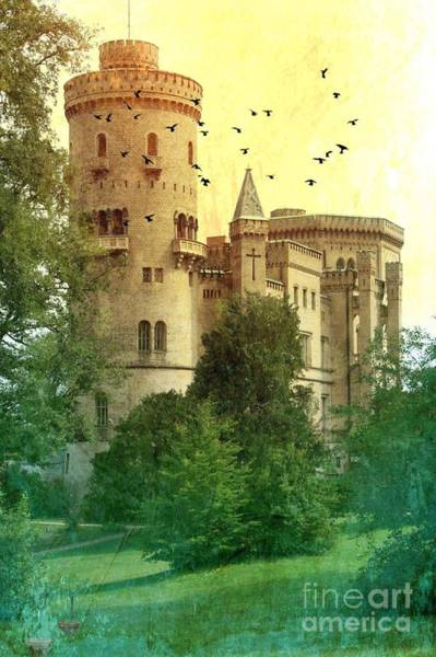 Photograph - Medieval Castle - Old World  by Carol Groenen