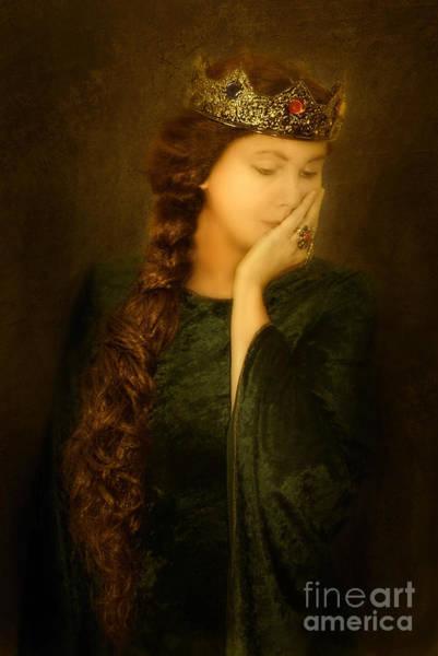 Wall Art - Photograph - Medieval Queen by Jill Battaglia