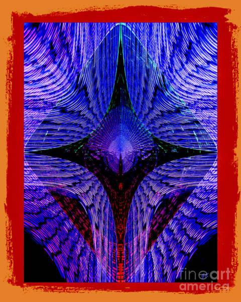 Associated Digital Art - Meditation by Gerlinde Keating - Galleria GK Keating Associates Inc