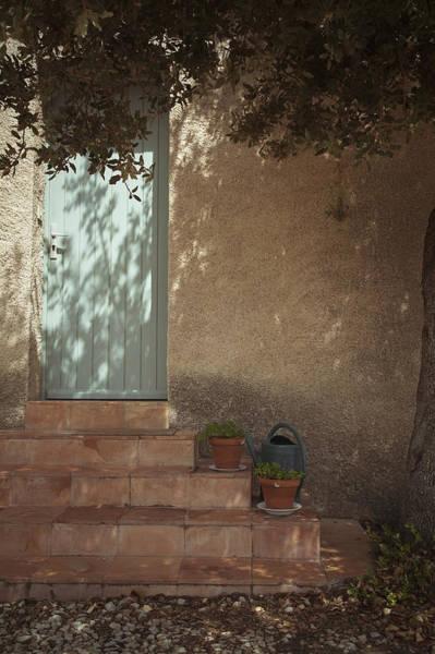Photograph - Mediterranean Entrance by Maria Heyens