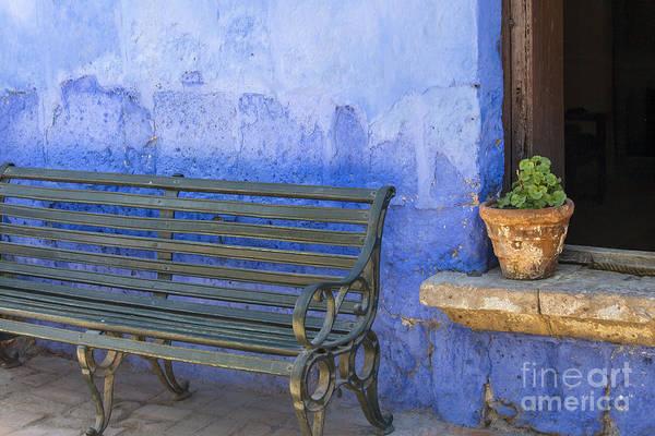 Wall Art - Photograph - Mediterranean Exterior by Patricia Hofmeester