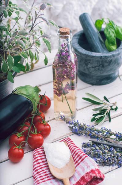 Wall Art - Photograph - Mediterranean Kitchen  by Viktor Pravdica
