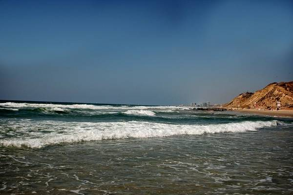 Photograph - Mediterranean Sea  by Doc Braham