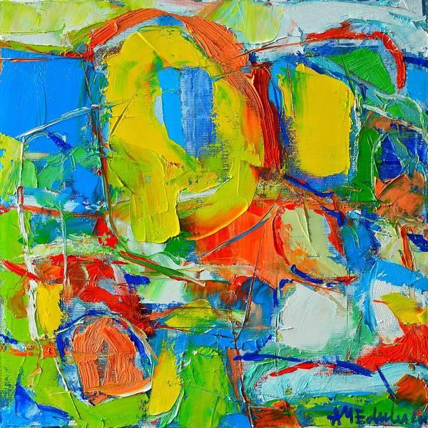 Painting - Mediterranean Wings by Ana Maria Edulescu