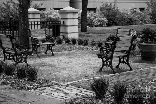 Photograph - Meeting Place In Charleston by Carol Groenen