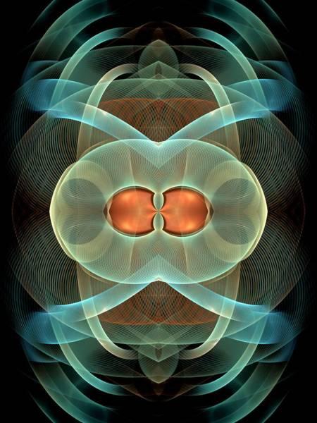 Dive Bar Digital Art - Melange-panel-left-or-rightbb by Bill Campitelle