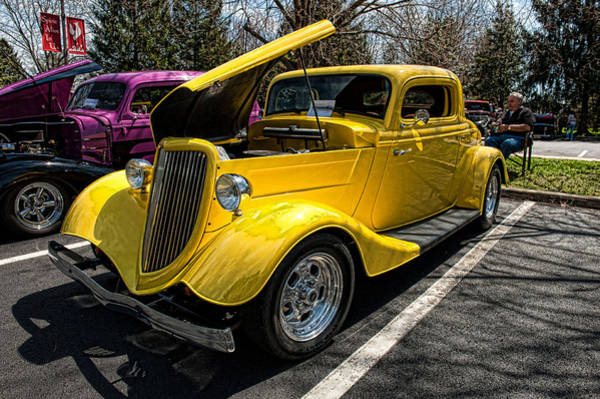 Photograph - Mellow Yellow by Keith Swango