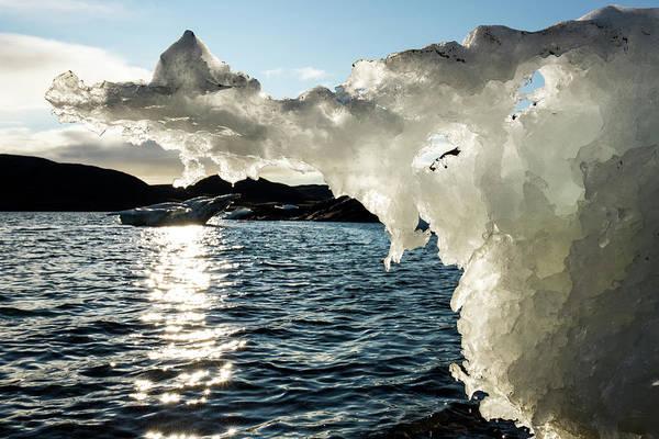 Wall Art - Photograph - Melting Iceberg, Repulse Bay, Canada by Paul Souders