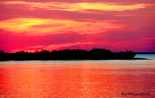 Photograph - Melting Sky  by Marty Gayler