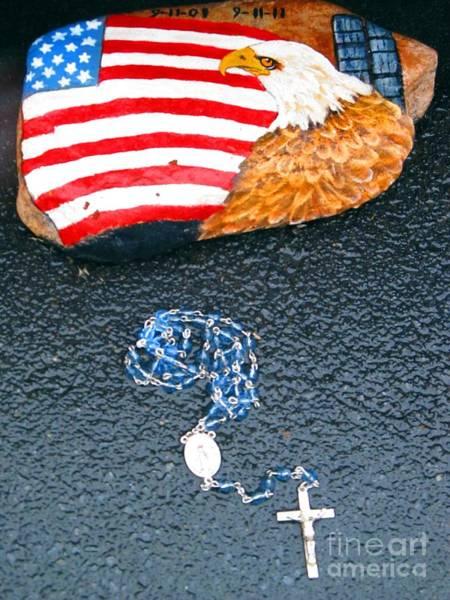 Somerset County Photograph - Mementos For The Flight 93 Fallen by Matthew Peek